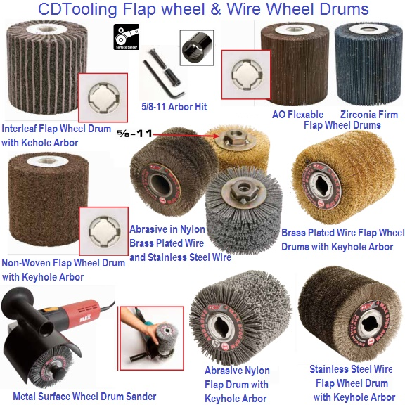 Abrasives Grinding And Sanding Tools