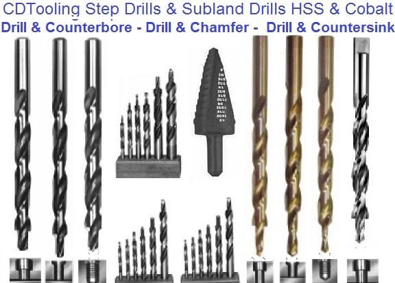 Step Drills, Subland Drills
