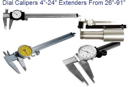 Precision Dial Calipers 4
