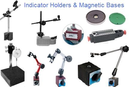Indicator Holder, Indicator Magnetic Base