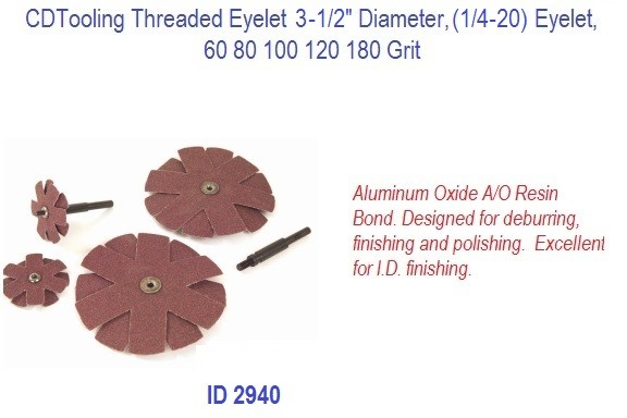 Threaded Eyelet 3-1/2