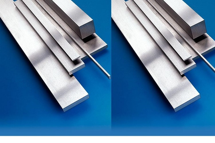 Flat Ground Stock Steel, Tool Steel