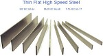 High Speed Steel Thin Flats M2 M42 T15