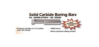 Boring Bars Carbide Solid NC Generation
