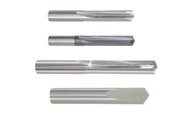 Drill Bits Carbide Straight Flute, Spade Drill, Inch Number Letter, Metric