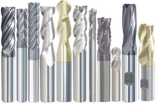 End Mill Variable Helix, High Performance for Aluminum, Stainless Steel Exotic Metals