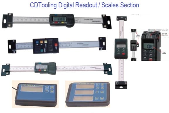 Digital Readout / Scales