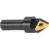 90 Degree Point-1/4 inch Min-1/2 inch Shank - Indexable Countersink & Chamfering Tool ID: DG50CC190