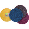 4 1/2 × 5/8–11 - TS Buff & Blend Quick Change Surface Conditioning Disc - Medium - FE ID: MM30843532