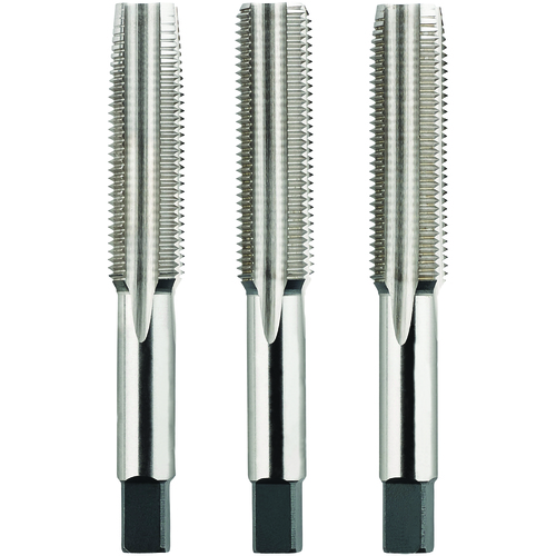 D9 Pitch Diameter Bottoming Style M8 x 1.25 Size Bright Finish High-Speed Steel DIN Length HPT 30813 Thread Forming Metric High Performance Taps