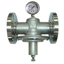 Pressure and Temperature Control Valves