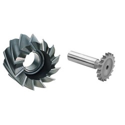 Solid Shell and Disc Milling Cutters