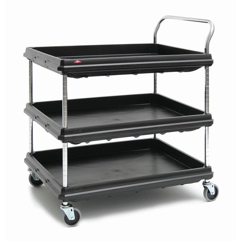 Mobile Bin Cart and Workstation Accessories