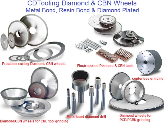 Diamond & CBN Wheels