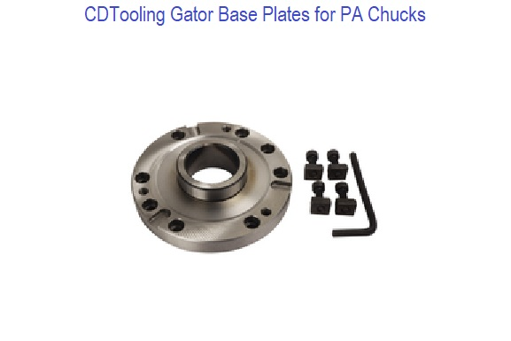 Base Plates for PA Chucks