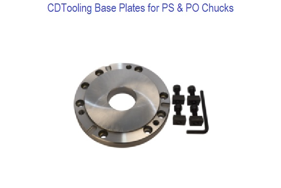 Base Plates for PS and PO Chucks