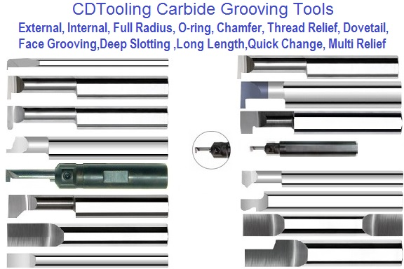Grooving Tools Carbide