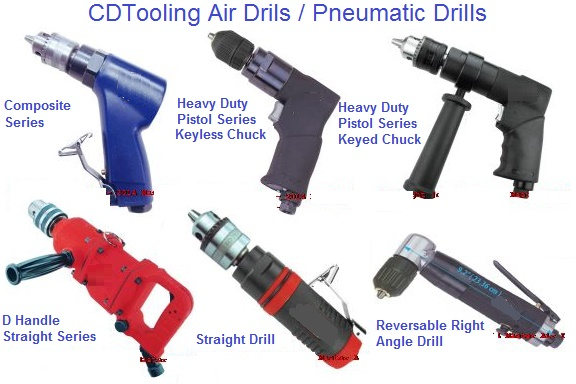 Air Drills, Pneumatic Drills