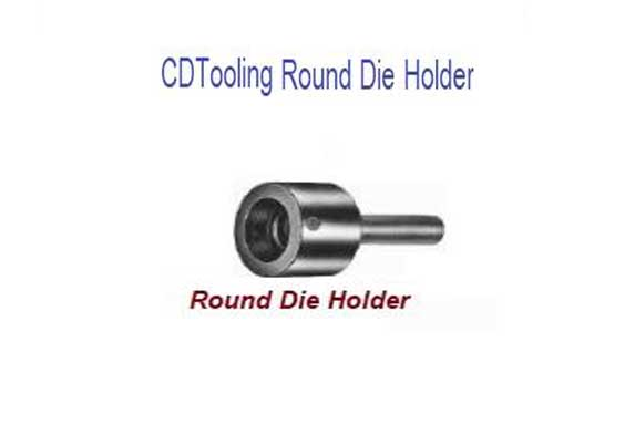 1 HEX ROUND DIE HOLDER - ID: 538-710010