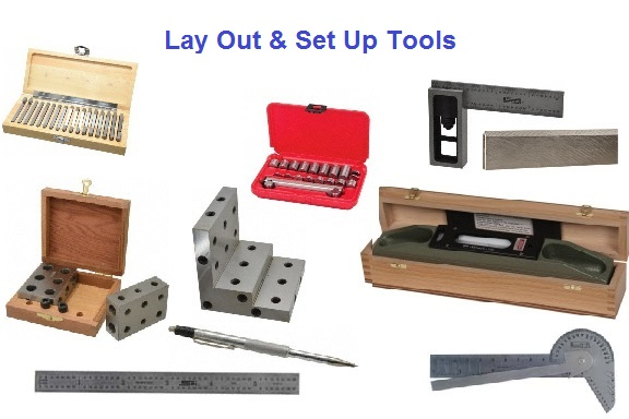 Layout Tools, Set Up Tooling