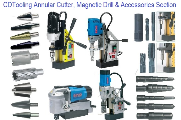 Anuular Cutters and Magnetic Drill