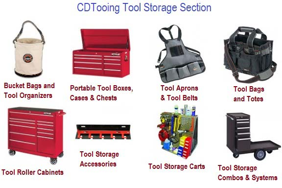 Tool Storage Section