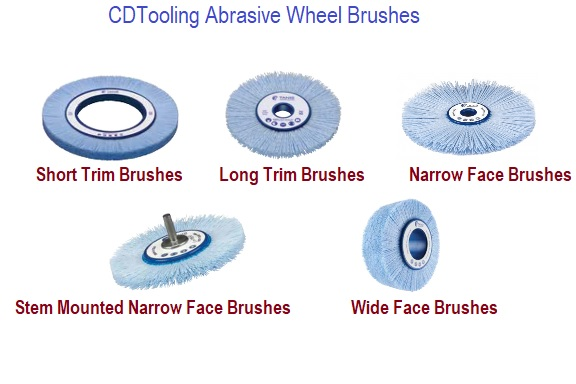 Wheel Brushes Abrasive