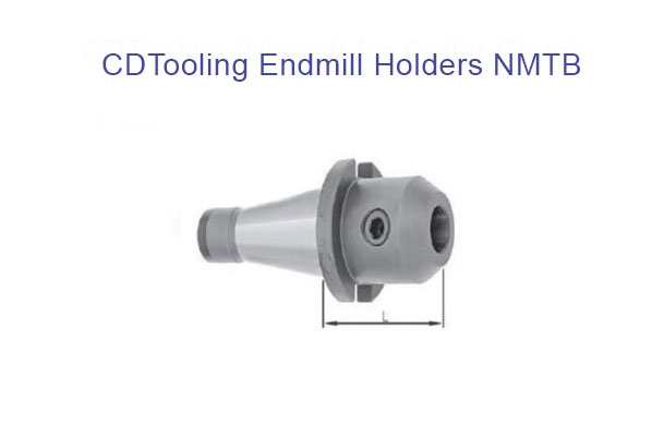 Endmill Holder NST/NMTB-40 1/4 in - ID: 632-7-165-032Q