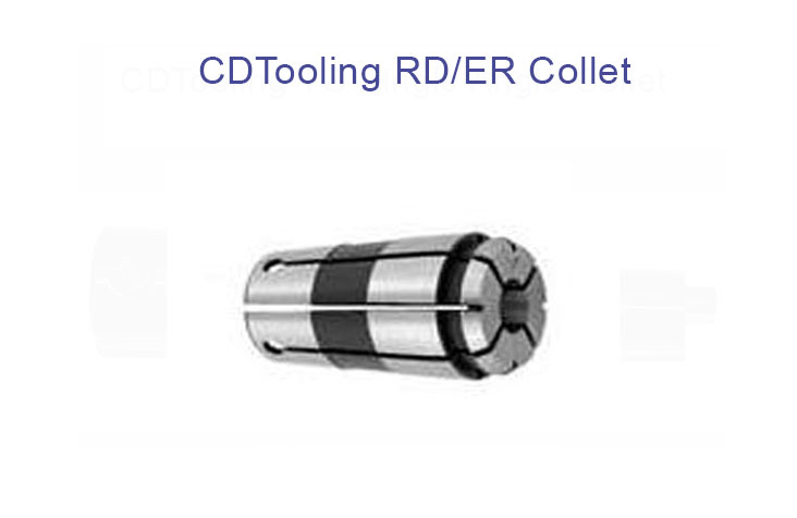 RD 8 COLLET 1.0-0.5 RD/ER 8 Metric Collet - ID: 655-80-001