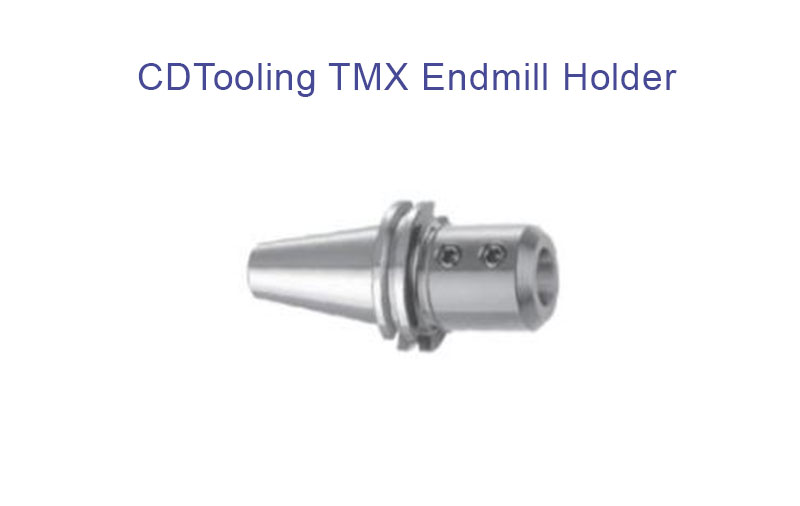 CAT50 1/4 x 2.5in End Mill Holder - ID: 844-3-185-5102