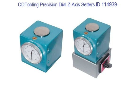 Precision Dial Z-Axis Setter ID 114939-