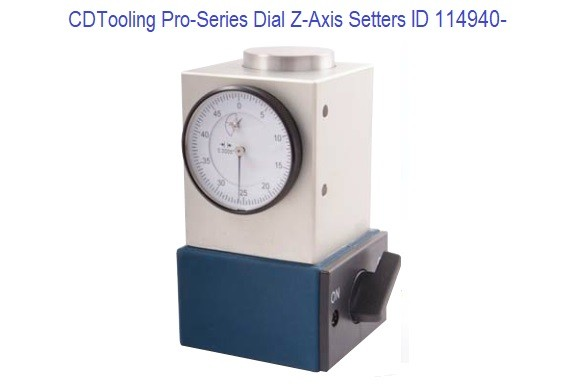 Pro-Series Dial Z-Axis Setter ID 114940-