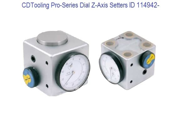 Pro-Series Dial Z-Axis Setters ID 114942-