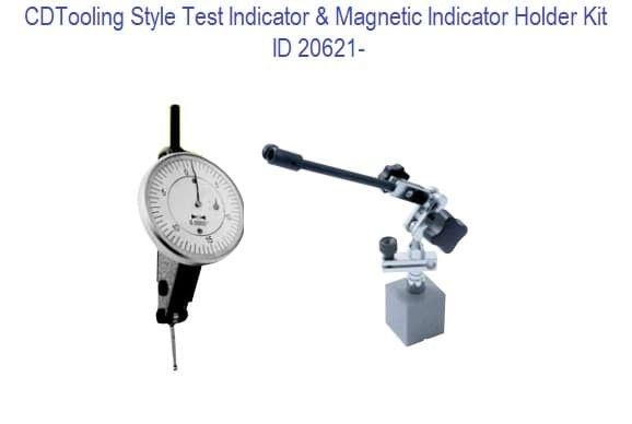Test Indicator and Magnetic Indicator Holder Kit ID 20621-