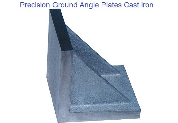Angle Plates Precision Ground Cast Iron 2-12 inch
