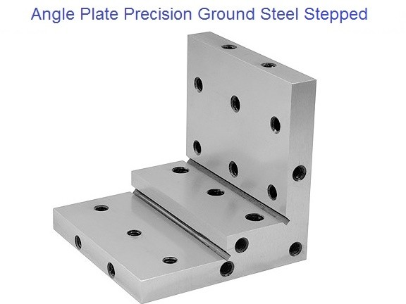 Angle Plate Stepped Precision Ground Steel