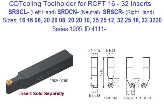 HHIP 2029-0123 Style MTENN 12-3B Turning Tool Holder