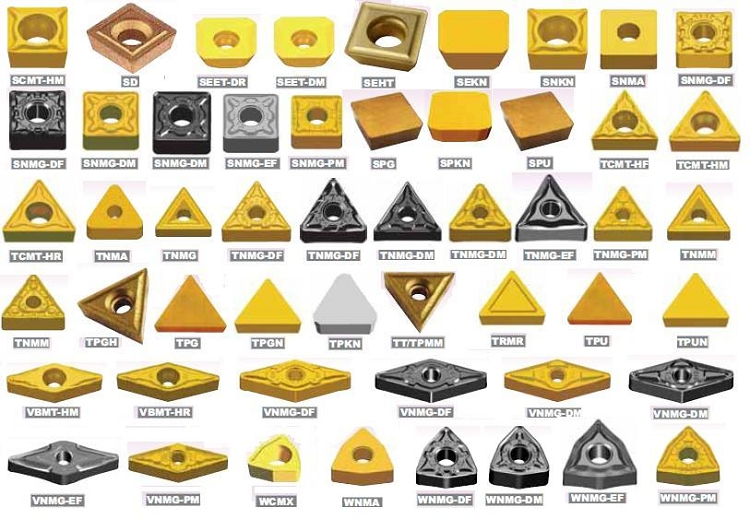 10 pieces SNMA 643 C2 Carbide Inserts