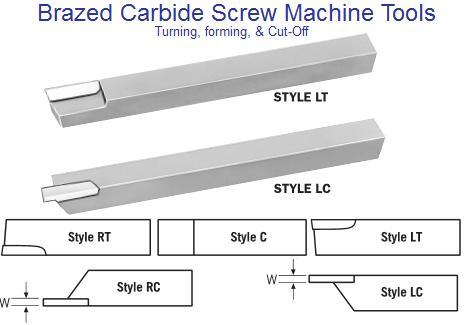 "MICRO 100 C-4 1//4/"" X 6/"" STYLE C BRAZED LONG SHANK TURNING TOOL USA NEW C-250"