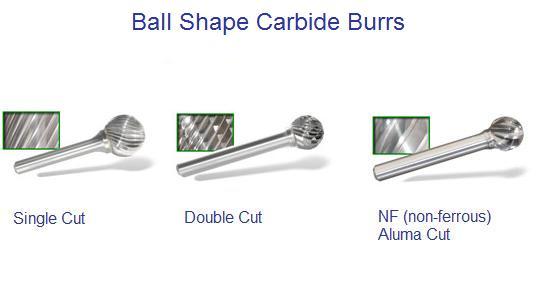 Details about  /SGS 12675 SD-9 BUR SINGLE CUT CARBIDE BURR