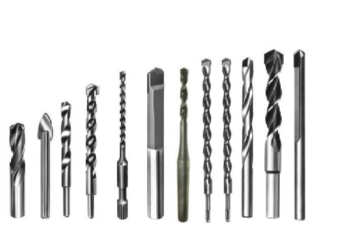 Carbide Tipped Drill Bits | carbideanddiamondtooling com
