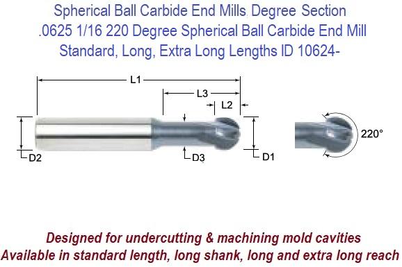 ".0625/"" 1//16/"" CARBIDE STANDARD LENGTH DRILL"