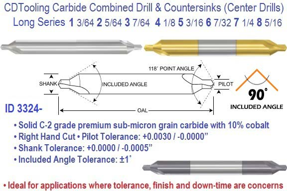 RedLine Tools - 1.5000 OAL Round Shank Type AlTiN Coated 4 Flute .1800 LOC .0150 Radius RE27654 .0600 Single End Corner Radius Carbide End Mill