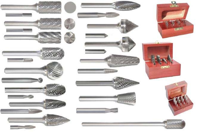 Carbide Burr Sets ID 773-