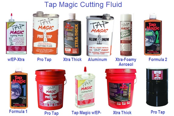 Tap Magic W Ep Xtra Aluminum Formula 1 Formula 2 Pro