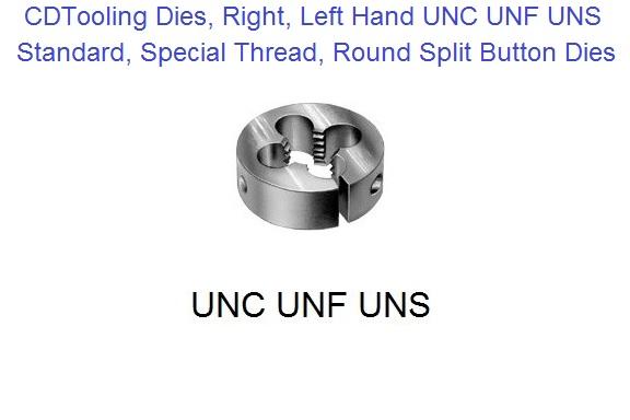 High Speed Spiral Point Special Thread Hand Tap 10-48