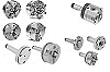 Fixture Adapters For SET-TRU Chucks Bison Chuck Type 3565 and 3865