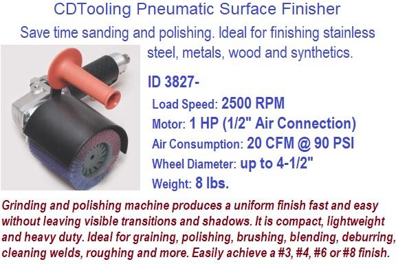 Triangular Pneumatic Grinding Machine 13000 High Speed Multifunction and Ergonomic Industrial ZH-Wang Pneumatic High Strength Pneumatic Tools