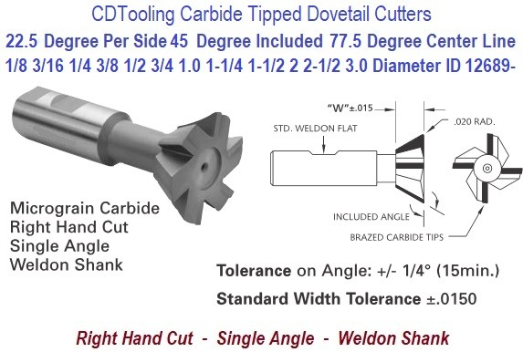 F/&D Tool Company 11649 Straight Tooth Full Radius Side Milling Cutter 3//8 Width 4 Diameter High Speed Steel 1 1//4 ID
