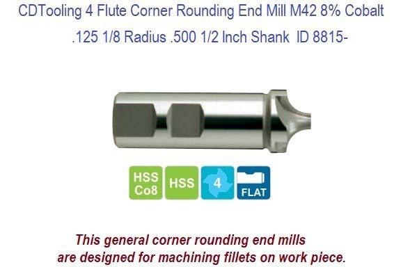 Shank Dia 3 mm HM TiAlN Coating Full Length 38 mm Dormer S9442.0 Shank End Mill Weldon Shank Head Diameter 2 mm Flute Length 6 mm